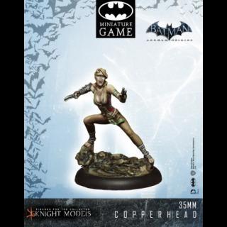 Copperhead Figura Knight Models