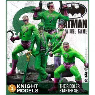 The Riddler Crew Figuras Knight Models (RESIN)