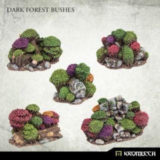 Dark Forest Bushes (5)