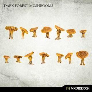 Dark Forest Mushrooms (14)
