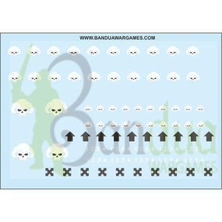Exorcists Decal Sheet