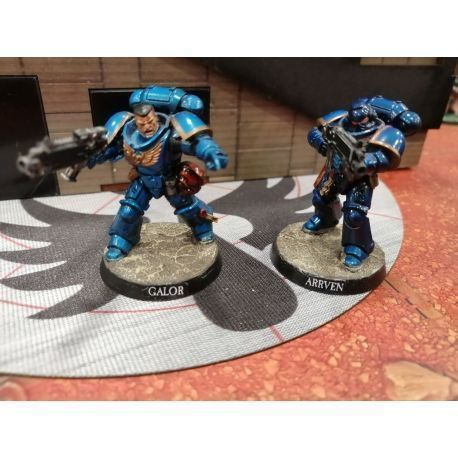 Decal for customising bases