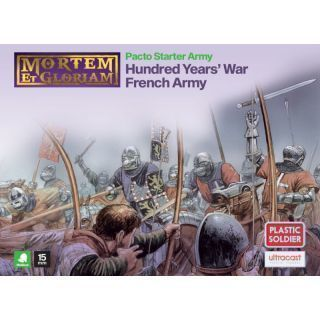 Mortem et Gloriam: Hundred Years' War French Pacto Starter Army