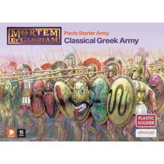 Mortem et Gloriam Classical Greek Pacto Starter Army