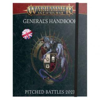 GENERAL S HANDBOOK: PITCHED BATTLES 21 (ENG)