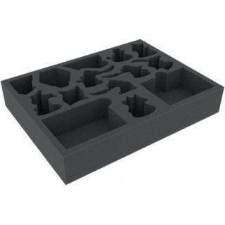 FOAM SET FOR WARHAMMER UNDERWORLDS: STARTER SET - BOARD GAME BOX