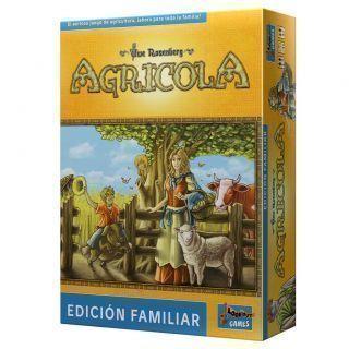 AGRICOLA EDICIÓN FAMILIA