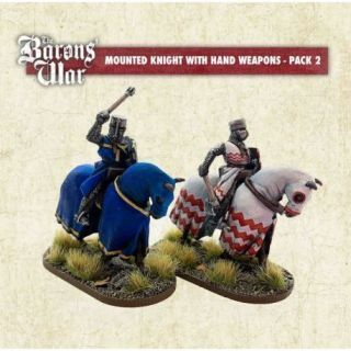 Mounted Knights with Hand Weapons 2