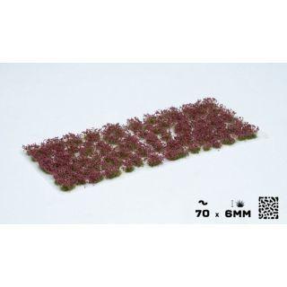 Gamer's Grass Dark Purple Flowers