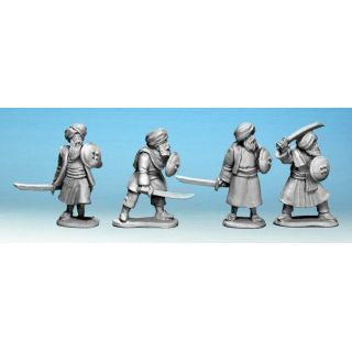 Afghan Irregular Swordsmen III
