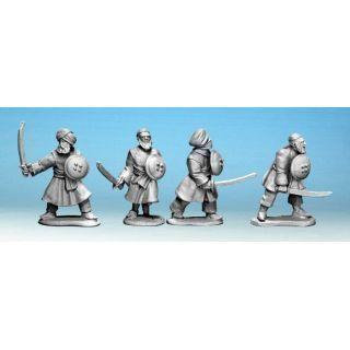 Afghan Irregular Swordsmen IV