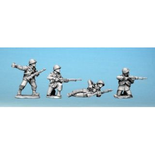 US Infantry Fire Team B