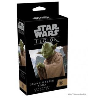 *PREORDER* Star Wars Legion: Grand Master Yoda Commander