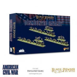 Black Powder Epic Battles: ACW Dismounted Cavalry