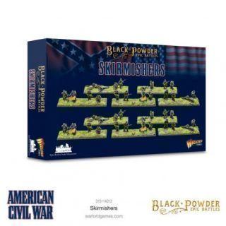 Black Powder Epic Battles: ACW Skirmishers
