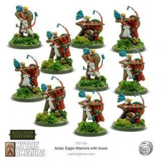 Eagle Warriors with bows