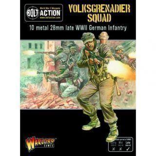 Volksgrenadiers (10 Models)