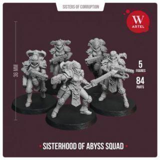 Sisterhood of Abyss Squad