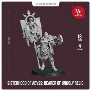 Sisterhood of Abyss: Bearer of Unholy Relic