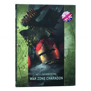 WARZONE CHARADON: ACT II: BOOK OF FIRE (ENG)