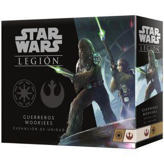 *PREORDER* Star Wars: Legion - Guerreros Wookiee [2021]