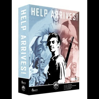 HELP ARRIVES!