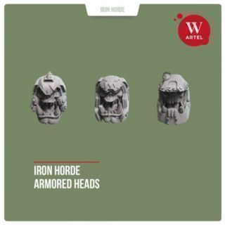 Iron Nookhaz Armored Headz