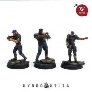 Patrol (3 patrolmen)
