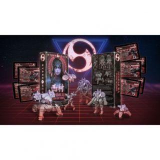 Flesh of Steel - Nishimura Starter (+cards, tokens and markers packs)