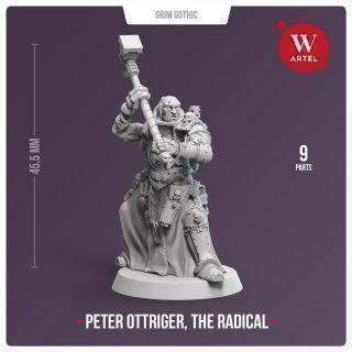 Peter Ottriger, The Radical