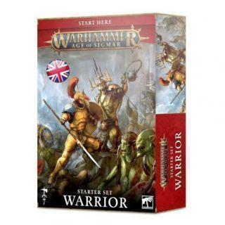 AGE OF SIGMAR: WARRIOR (ENGLISH)