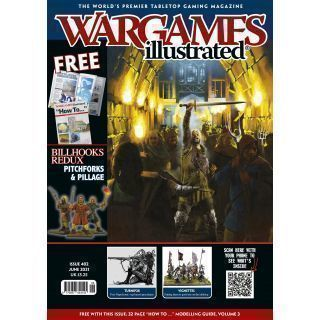 Wargames Illustrated WI402 June 2021 Edition