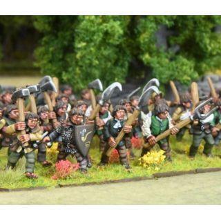 Halfling Spearmen