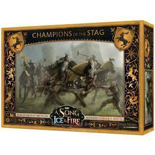 CHAMPIONS OF THE STAG