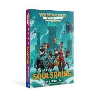 R/Q: BATTLE FOR THE SOULSPRING (PB)