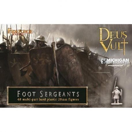 Foot Sergeants (48 foot figures)