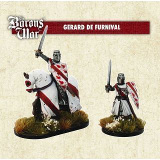 Gerard de Furnival, Lord of Hallamshire