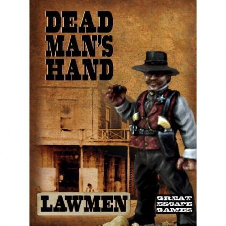 Dead Man's Hand - Lawmen Gang