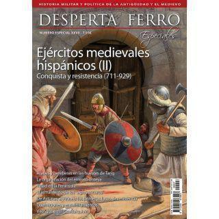 Especiales 27. Ejércitos medievales hispánicos (II). Conquista y resistencia (711-929)