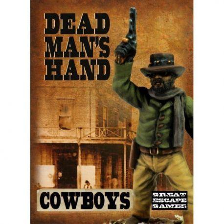 Dead Man's Hand - Cowboy Gang