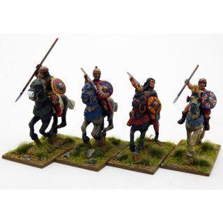 Mounted Iberian Hearthguards