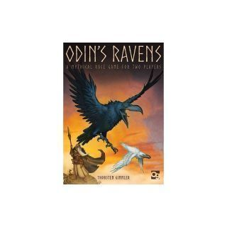 Odin's Ravens: A mythical race game for 2 players