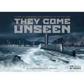 They Come Unseen : A Game of Submarines and Subterfuge in the Cold War