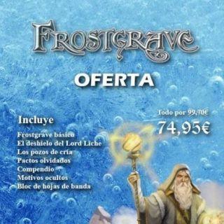 Pack frostgrave