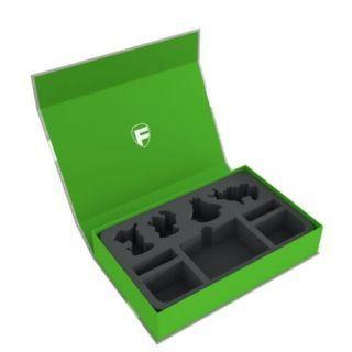 MAGNETIC BOX GREEN FOR WARHAMMER UNDERWORLDS: DIRECHASM - HEDKRAKKA'S MADMOB