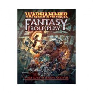 Warhammer Fantasy Roleplay 4th Edition Rulebook - EN