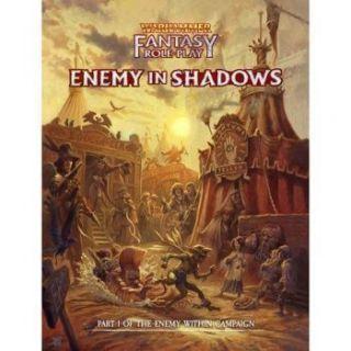 Warhammer Fantasy Roleplay Enemy in Shadows Vol 1 - EN