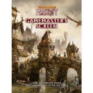 Warhammer Fantasy Roleplay Gamemasters Screen - EN