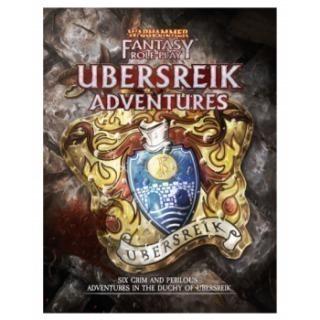 Warhammer Fantasy Roleplay - Ubersreik Adventures - EN