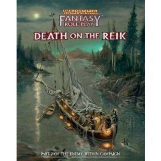 WFRP Death on the Reik Enemy Within Vol 2 - EN
